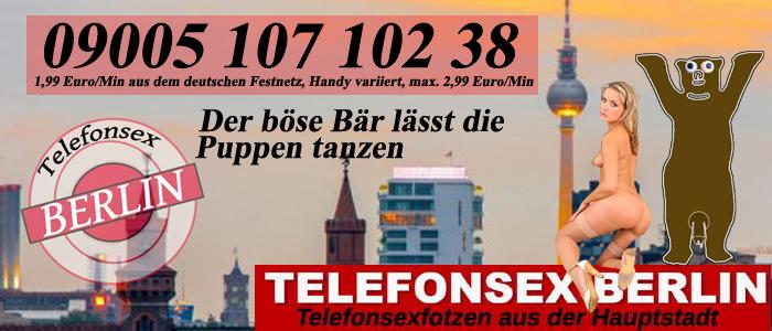 235 Telefonsex Berlin - Der böse Bär lässt die Puppen tanzen