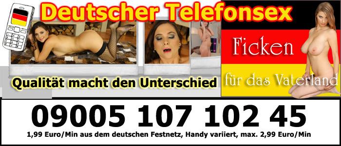 182 Deutscher Telefonsex - Ficken für das Vaterland