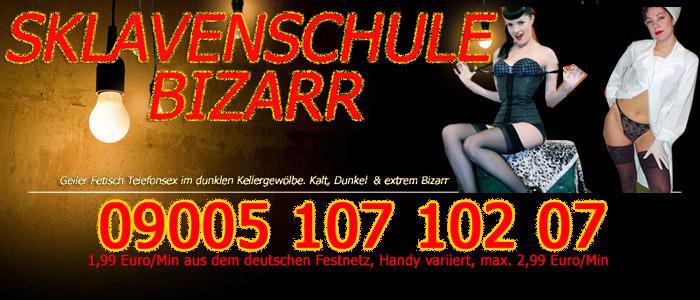 34 Telefonsex Sklavenschule Bizarr