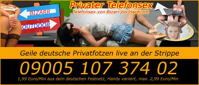 70 Privater Telefonsex - Telefonsex von Bizarr bis Hardcore