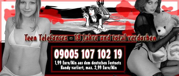 14 Teen Telefonsex - Blutjung und total verdorben