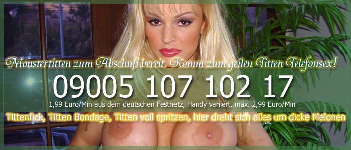16 Titten Telefonsex